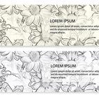 Small 1x dd abstract floral banners 99909 preview