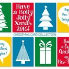 Small 1x dd christmas card collection 56453 preview