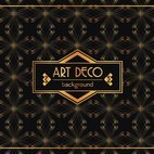 Small 1x art deco background