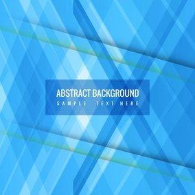 Blue Plaid Vector Modern Background