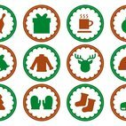 Small 1x dd christmas stamps 11234 preview