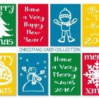 Small 1x dd christmas card collection 77867 preview