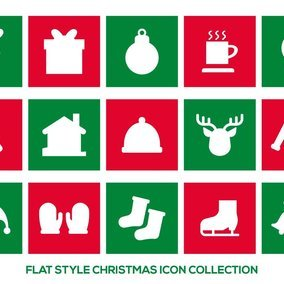 Christmas Vector Icons