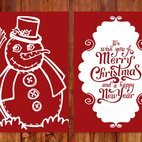 Small 1x dd christmas card 86034 preview