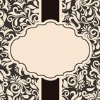 Small 1x dd damask card template 44543 preview