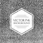Vector Ink Texture Background