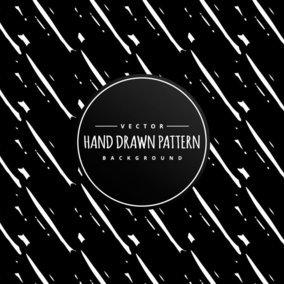 Hand Drawn Pattern Background