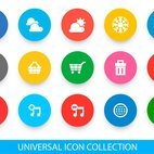 Assorted Icon Collection