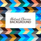 Geometric Chevron Background