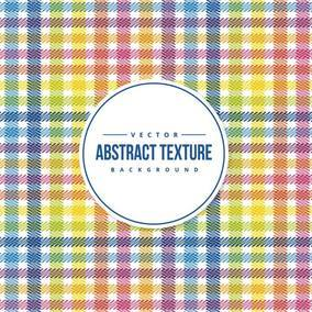 Colorful Plaid Background