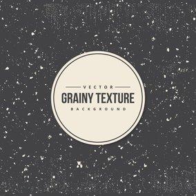 Grainy Vector Texture Background