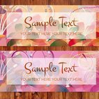 Small 1x dd floral banners 43209 preview