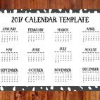 Small 1x dd hand drawn calendar 2017 45532 preview