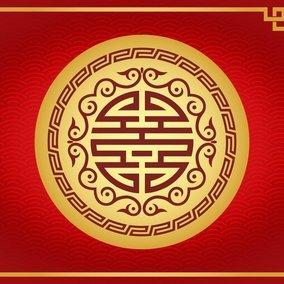 Decorative Chinese Style Background