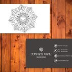 Small 1x dd business card template 09098 preview