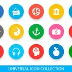 Misc Universal Icon Collection