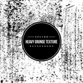 Heavy Grunge Texture Background