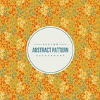 Cute Colorful Abstract Pattern Background