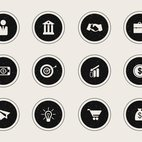 Small 1x dd business icon collection 99812 preview
