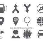 Small 1x dd map locations icon collection 55543 preview