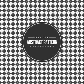 Abstarct Diamond Shapes Pattern Background