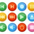 Small 1x dd media player icon collection 75645 preview