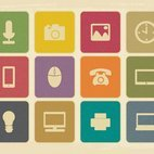 Small 1x dd retro technology icon collection 47856 preview
