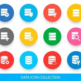 Data Icon Collection