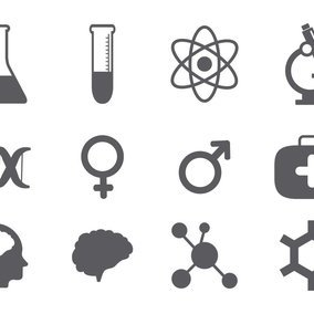 Science Icon Collection