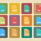 Small 1x dd vintage file type icon collection 20198 preview