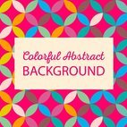 Bright Shape Background