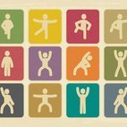 Small 1x dd vintage exercise icon collection 33090 preview