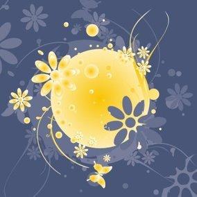 Floral Sphere