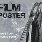 Small 1x film poster