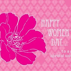 Women's Day Greeting