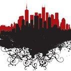 City frame
