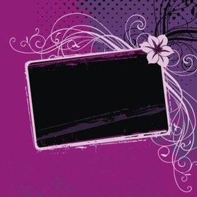 Pinky frame