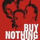 Small 1x buy nothing day poster