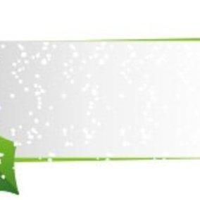 Mistletoe banner