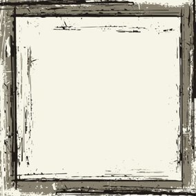 Grunged frame