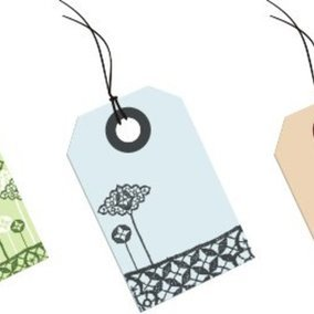 Lace Tags
