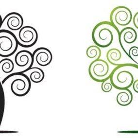 Swirly Tree