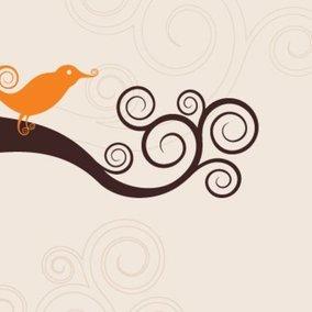 Swirly Bird