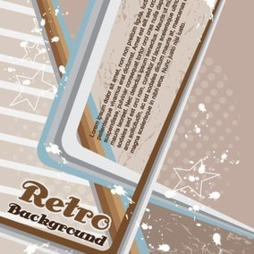 Retro Vector Background
