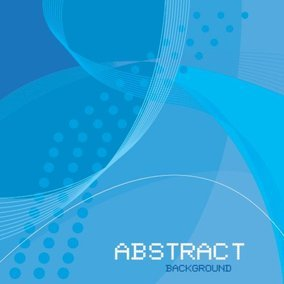 Abstract Blue Background 2