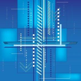 Techno Background 2