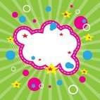 Small 1x promotional cloud