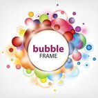 Small 1x bubble frame