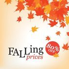 Small 1x falling prices