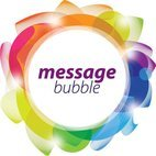 Small 1x message bubble